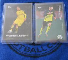 Lot 2 cards : Topps BVB Set : Achraf Hakimi - Borussia Dortmund (Base/Insert)