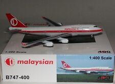 Aeroclassics/Big Bird BB4-2016-002 747-3H6 Malaysian 9M-MPP in 1:400