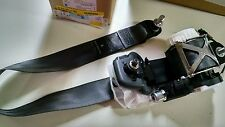 96866950 GM Black Seat Belt & Retractor 2009 - 2011 Aveo 2009 - 2010 Pontiac G3