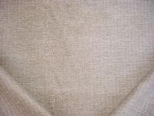 6-1/2Y Theo Fabrics Wilde Wheatfeild Plush Contract Chenille Upholstery Fabric