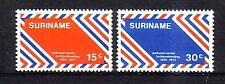Suriname Michel numero 636 - 637 post freschi