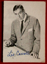 THE MAN FROM UNCLE - Leo Carroll, Alexander Waverley - A & BC Ltd, Card #04 1965