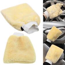 1pcs Microfiber Plush Car Soft Mitten Detailing Washing Glove Cleaning Tool