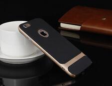 "Hybrid Shockproof Hard Slim Bumper Soft Case Cover For Apple iPhone 6 6s (4.7"")"