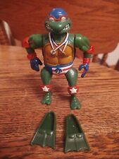 TMNT 1992 SUPER-SWIMMIN' RAPH W/ACCESSORIES (STICKER VARIANT)