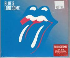 ROLLING STONES ( OZ  CD '16) BLUE & LONESOME - NEW SEALED - AUSTRALIA