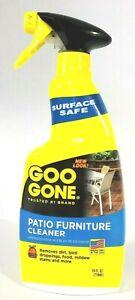 Goo Gone Outdoor Patio Furniture Cleaner Citrus Spray 24 Oz Wicker Wood Plastic