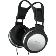 SONY MDR-XD100 Closed-Back Studio Monitor Series Headphones (A)