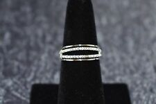 Sterling Silver CZ Layer Ring by AVON Sz 7 ~NEW w/BOX~ FREE SHIPPING!
