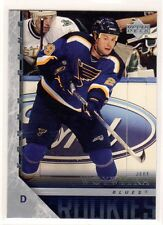 1X JEFF WOYWITKA 2005 06 Upper Deck #220 RC Rookie YOUNG GUNS Lots Available