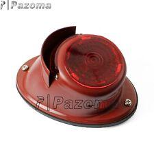 Rear Original Sidecar Fender TailLight 12V Red For BMW R12 R71 ZÜNDAPP KS750