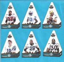 1999 Pacific Cramer's Choice #4 Barry Sanders - serial #236/299 - Lions