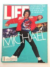 Michael Jackson Life Magazine, September 1984