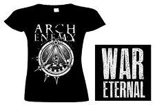 ARCH ENEMY official Girlie-Shirt WAR ETERNAL Swedish Melodic Death Metal