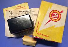 1951 FRAZER & HUDSON 6v 35-45 amp Voltage Regulator