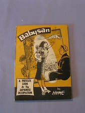 Babysan A Private Look At The Japanese Occupation 1st Us Printing 1953