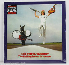 ROLLING STONES Get Yer Ya-Ya's Out LP vinyl USA 2003 ABKCO  New & sealed!