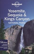 Travel Guide: Yosemite, Sequoia and Kings Canyon National Parks by Sara Benson …
