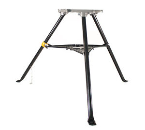 Reconditioned RIDGID® 1206 Tripod Power Drive Stand for 300 Pipe Machine 42360