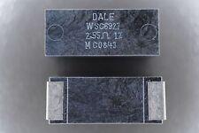 Lot of 2 WSC69272R550FTA Vishay Wirewound Resistor 2.55 Ohm 3000mW 3W 1% 6927