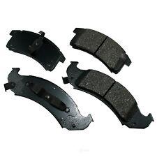 Disc Brake Pad Set-ProACT Ultra Premium Ceramic Pads Front Akebono ACT505