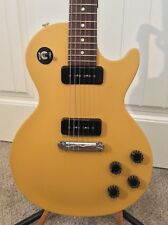 Gibson Les Paul 2014 Melody Maker 120th anniversary TV yellow P90's gig bag