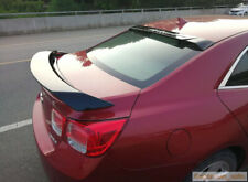 Unpaint Deflector Roof Spoiler Rear Wing ABS For Chevrolet Malibu 2012-2016