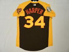 online store 47933 cf29a Majestic Bryce Harper All-Star Game MLB Fan Apparel ...