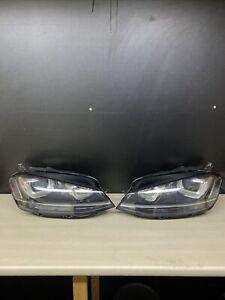 Original VW Golf VII 7 Xenon Scheinwerfer Rechts Links Kurvenlicht LED Set 2
