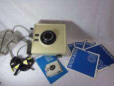 Vintage Kalograph Tape Printer Label Maker In Box