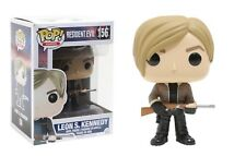 Funko Pop Games: Resident Evil - Leon S. Kennedy Vinyl Figure Item No. 11753