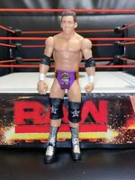Zack Ryder - Basic Series - WWE Mattel Wrestling figure