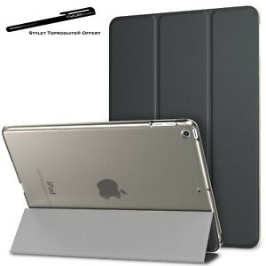 Coque Smart Noir pour Apple iPad pro 11 2018 Etui Folio Ultra fin