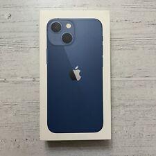 Apple iPhone 13 mini - 256GB - Blue AT&T - Read