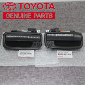 Front Left Right Side Outside Exterior Door Handle for Toyota Tacoma 1995-2004