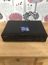Pioneer MJ-D707 MiniDisc Deck MD Player / Recorder Hi-Fi Separate