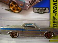Hot Wheels '72 Ford Ranchero HW Off-Road Zamac 007 Walmart