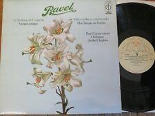 CFP 40093 Ravel Le Tombeau de Couperin etc. / Cluytens / Paris Conservatoire