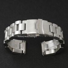 Correa de pulsera de acero pesado definitiva para los modelos de reloj TISSOT Mar Touch 22mm