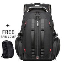 45L Travel Backpack 15.6in Laptop Bag Schoolbag Rucksack Mochila for Men Women