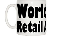 World's Best Retail Assistant Mug