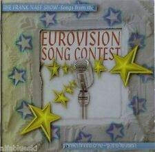 FRANK NAEF SHOW EUROVISION ISRAEL CD GREATEST HITS ESC RARE UNIQUE COLLECTION