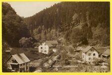 "cpa Alsace 67 - LE HOHWALD (Bas Rhin) Le hameau de SPERBERBÄCHEL "" Real Photo """