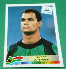 N°191 ARENDSE SOUTH AFRICA AFS PANINI FOOTBALL FRANCE 98 1998 COUPE MONDE WM