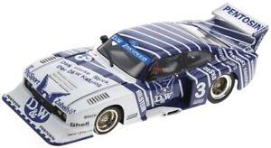 Carrera Evolution 30887ao Ford Capri Zakspeed Turbo D&W Zakspeed Team ohne OVP