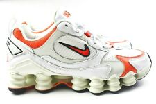 Nike Shox TL Nova (Womens Size 8) Shoes AT8046 101 White Multicolor