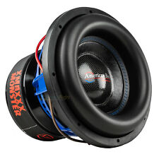 "American Bass XMAXXX 12"" Subwoofer 7000 Watts Max Dual 1 Ohm X-Max Monster Sub"