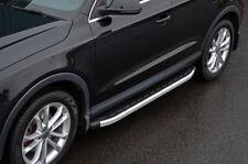 Aluminium Side Steps Bars Running Boards To Fit Audi Q3 (2012+)