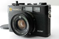 [Mint]Yashica Electro 35 CCN 35mm Rangefinder Film Camera w/Lens From JAPAN