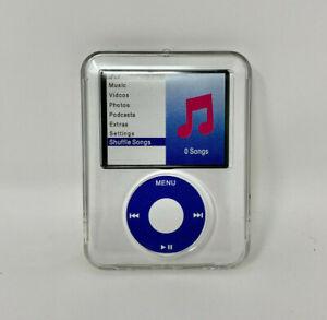 NEW iPod Nano 3rd Gen Hard Clear Case (3244)
